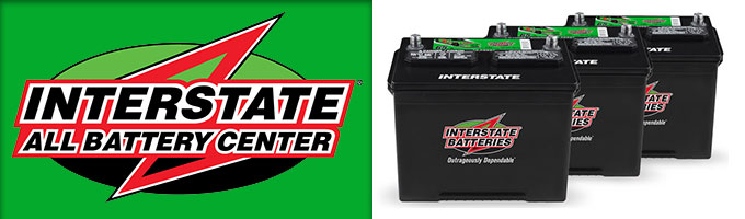 Interstate Batteries at Central Virginia Rental in Waynesboro Virginia