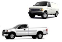 Truck and Van rentals in Charlottesville, Waynesboro, Harrisonburg, Staunton, Fishersville, and Lexington VA