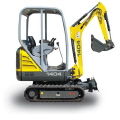 Where to rent EXCAVATOR,1.5TON in Waynesboro VA