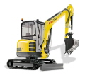 Where to rent EXCAVATOR 3 TON in Waynesboro VA